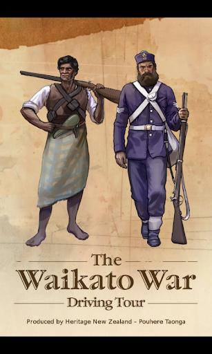 Waikato War Driving Tour