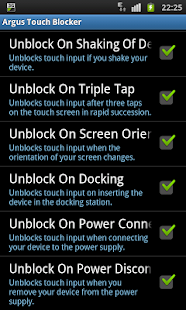 Screen Lock/Disable Touch Pro