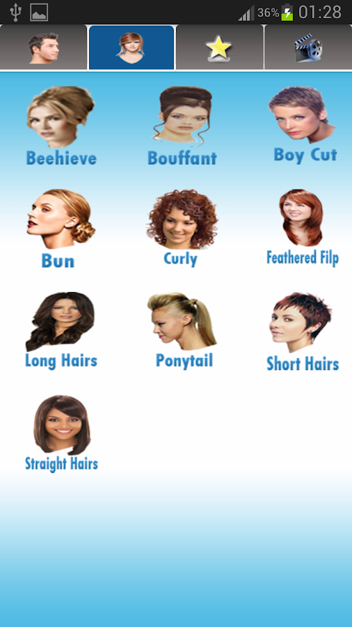 Hair Fashion- screenshot
