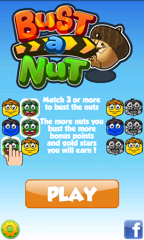 Bust-A-Nut - screenshot