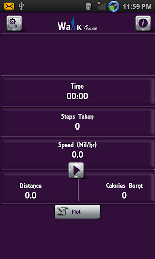 Walk Tracker : Pedometer Lite