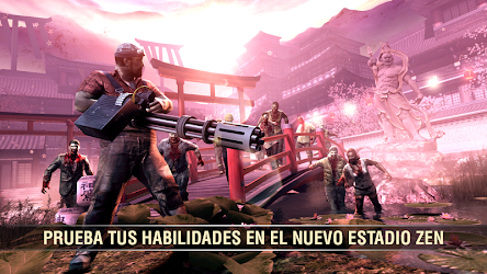 Dead Trigger 2: First Person Zombie Shooter Game APK 5