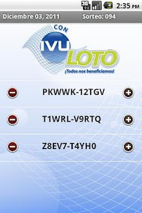 IVU Loto Official - screenshot thumbnail