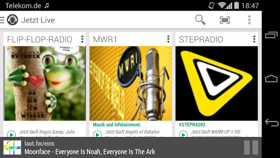 laut.fm Radio- screenshot thumbnail
