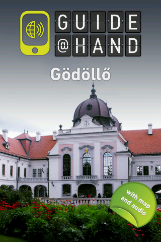 Gödöllő GUIDE@HAND- screenshot