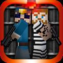 Prison Break Craft 3D icon