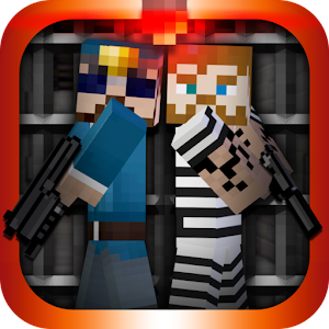 Prison Break Craft 3D for PC and MAC