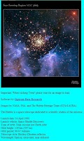 Screenshot of Hubble Image Viewer