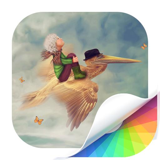 Fantasy Wallpaper 個人化 App LOGO-APP試玩