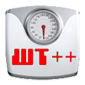 Weight Tracker ++ icon