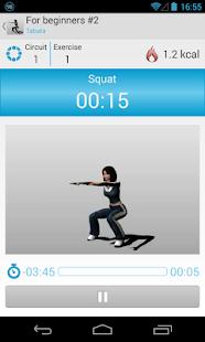 Circuit Training Assistant - screenshot thumbnail