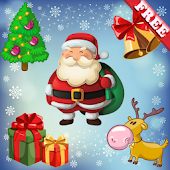 Free Christmas Puzzles for Toddlers APK for Windows 8