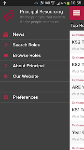 Education Jobs - Principal - screenshot thumbnail