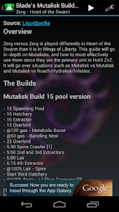 StarCraft 2 Build Player - screenshot thumbnail