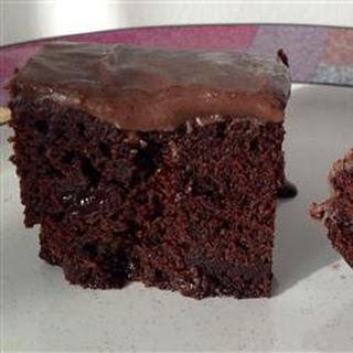 Rum Raisin Brownies