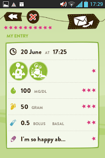 mySugr Junior - screenshot thumbnail