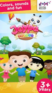 Joypa Colors Super Kolorowanka - screenshot thumbnail