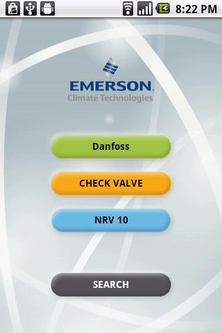 Emerson X-Check- screenshot