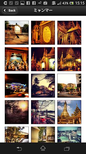 無料摄影Appの旅先写真|記事Game