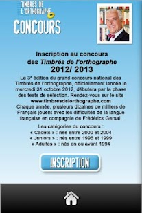 Timbrés de l'orthographe- screenshot thumbnail