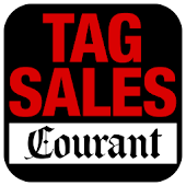 Hartford Courant Tag Sales