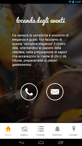 玩免費生產應用APP|下載Locanda Eventi app不用錢|硬是要APP