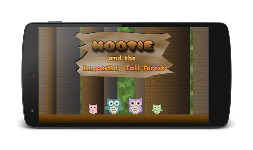Hootie: Impossibly Tall Forest