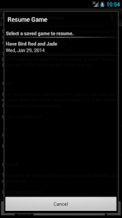 Colossal Cave Adventure- screenshot thumbnail