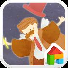 Night dodol launcher theme icon