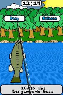 Doodle Fishing- screenshot thumbnail