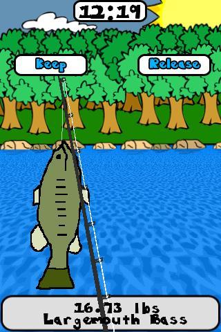 Doodle Fishing- screenshot