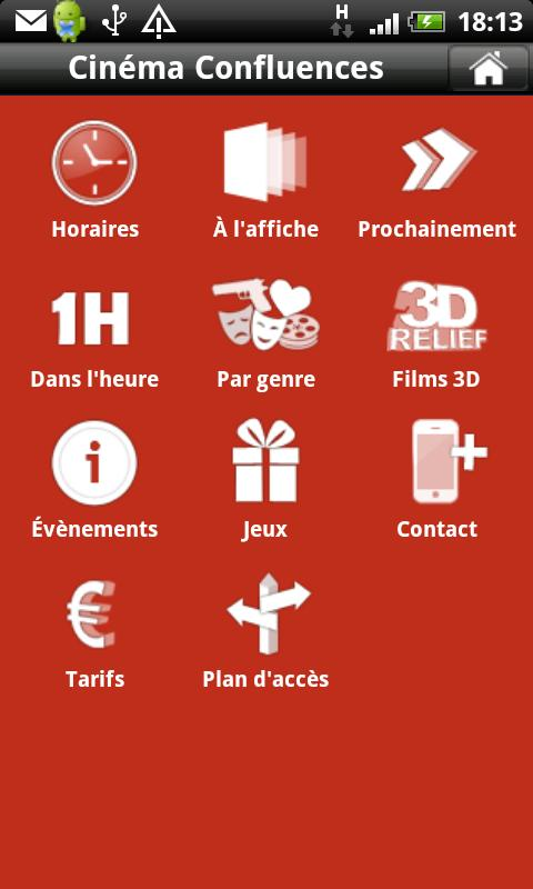 Cinéma Confluences/Jean Gabin- screenshot