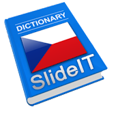 SlideIT Czech QWERTY Pack