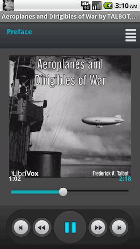 Aeroplanes Dirigibles of War