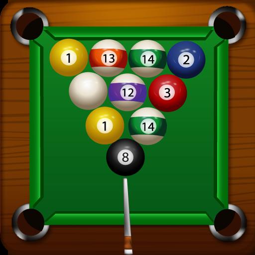 Pool Billiard Shoot LOGO-APP點子