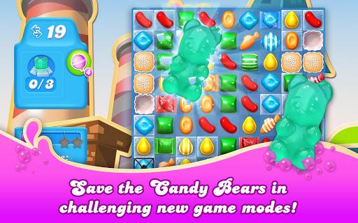 Candy Crush Soda Saga для планшетов на Android