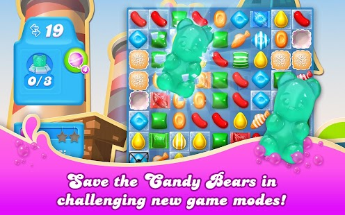 Candy Crush Soda Saga MOD 1.43.5 APK