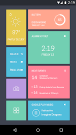Zooper Widget Screenshot 3
