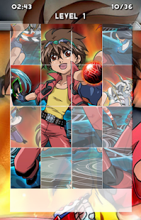 Puzzle Baku Funny Game