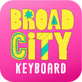 Broad City Keyboard