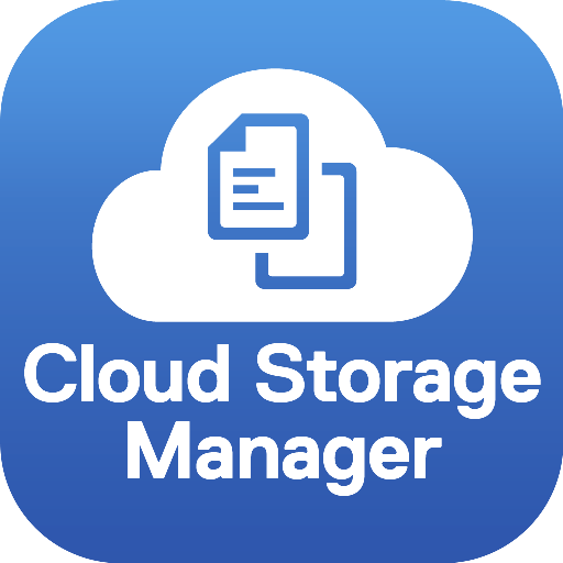 Cloud Storage Manager LOGO-APP點子