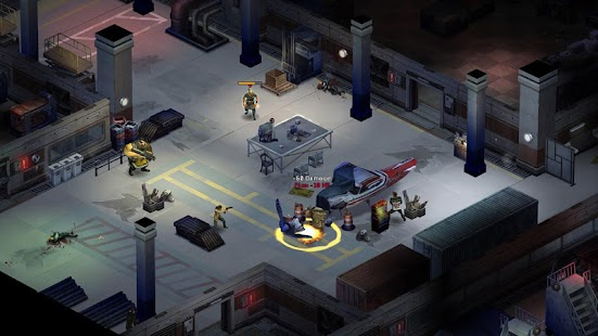 Shadowrun Returns Screenshot 16