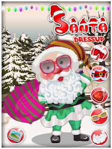 Santa Dressup - Kids Game v21.1