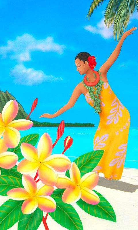 HILO KUME live wallpaper hula - Android Apps on Google Play