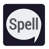Spell words in English