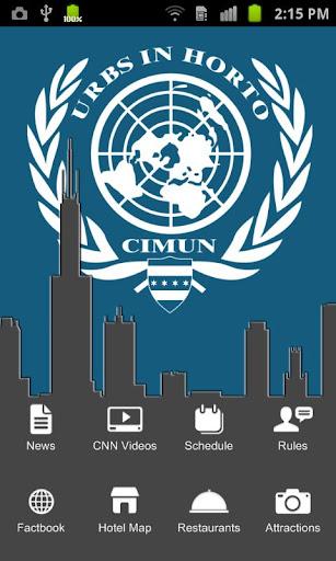 CIMUN IX