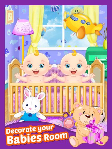 無料休闲Appの私の赤ちゃんツインズ|記事Game
