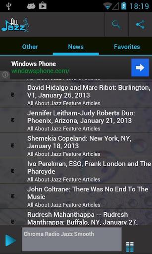 【免費音樂App】爵士電台-APP點子
