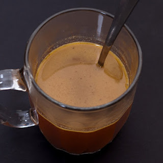 Hot Butternut Rum