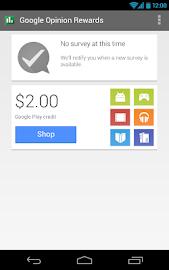 Google Opinion Rewards Screenshot 10